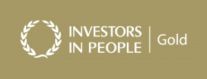 Investors in People IiP Gold logo